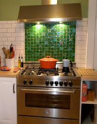 green kitchen tile backsplash 13 extraordinary green kitchen backsplash photos inspirational