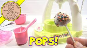 cake pop makers cool baker cake pop maker umagine spin master toys how to make