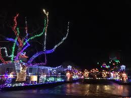 Christmas Lights Ditto Holiday Displays Light Up Napa Napa Valley Kid