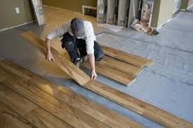 fresh ideas basement flooring options over concrete basements ideas