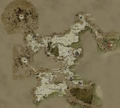 Dead Frontier Map Image Gransys Map Large W Labels Jpg Dragon U0027s Dogma Wiki