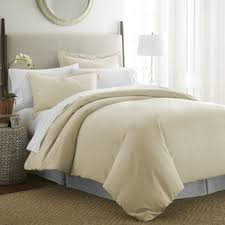 ivory u0026 cream duvet cover sets you u0027ll love wayfair