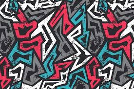 graffiti design graffiti vector patterns pack patterns creative market