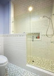 bathroom tile stone subway tile green glass subway tile subway