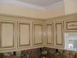 Glazed White Kitchen Cabinets by Cabinets U0026 Drawer Grey Glaze Over Dark Base Cabinet White Kitchen