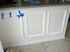 wainscoting kitchen island dressing up your kitchen island with large picture frames or with
