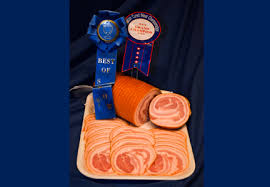 bacon ribbon blue ribbon bacon meat poultry