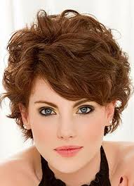 short haircuts for women over 50 with wavy hair google search