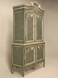 vintage baker country french style armoire or buffet deux corps