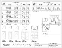 door schedule u0026 in autocad we usually put 3 u2032 0 u2033 pr in