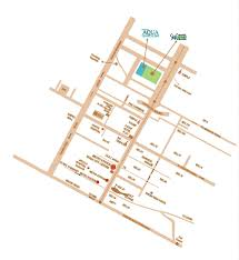 Greater Noida Metro Map by Aqua Gardens Flats In Greater Noida West Houses Apartments