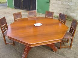 antique furniture warehouse large antique round table huge 6ft