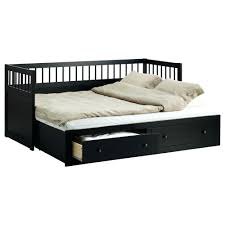 bedroom beautiful full size daybed with storage drawers beds