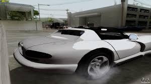 Dodge Viper Automatic - dodge viper rt 10 1992 for gta san andreas