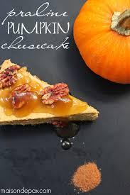 praline pumpkin cheesecake maison de pax