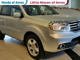 honda pilot 2012 for sale used 2012 honda pilot suv for sale in ames ia stock cb070918a