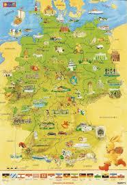 map of deutschland germany felix germany map kinderpostershop de
