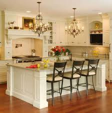 kitchen room 2017 white stain wooden dining table white blue kitchen room 2017 white stain wooden dining table white blue stain wall chrome vent hood gray marble floor tile chrome railing kitchen equipment varnished