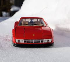 toy ferrari model cars free images snow red italy auto speed sports car race car