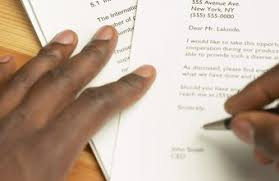 what is the proper ending to a business letter chron com