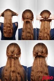 Hochsteckfrisurenen Diy by 51 Best Diy Haare Images On Hairstyles Hairstyle And