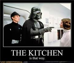 Leia Meme - the kitchen very demotivational demotivational posters very