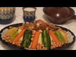 cuisine alg ienne couscous couscous algérien a l agneau plats algériens