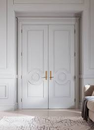 interior door styles for homes how to style your interior door with metrie rue haute coco