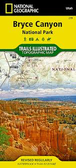 bryce map pdf bryce national park
