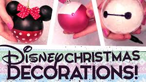 8 super easy d i y disney christmas decorations youtube