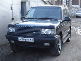 used range rover for sale used 2000 land rover range rover photos 4600cc gasoline