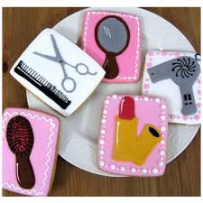 Spa Favors by Cookies For Spa