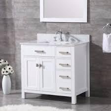 36 inch bathroom cabinet all wood high end white grey or espresso shaker 36 inch bathroom