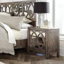 nightstands bedside table ikea mirrored dresser set mirrored bed