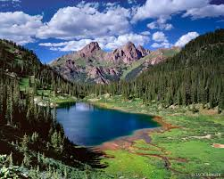 Colorado mountains images Emerald green weminuche wilderness colorado mountain jpg