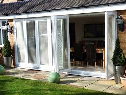 Accordion Glass Patio Doors Cost Folding Glass Patio Doors Cost Home Design Ideas
