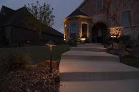 well lights landscape lighting pros