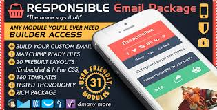 responsive email builder responsible email marketing