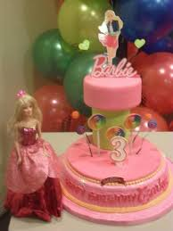 Best 25 Barbie Birthday Party by 25 Best Event Cakes Images On Pinterest Pie Baptismal Cakes And