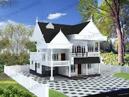 Traditional Colonial House Plans by Low Cost House Plans Kerala Model Home Plans