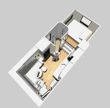 Navion Rv Floor Plans Custom Rv Designs A Residential Architect Tackles A New Obsession