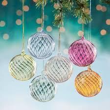 blown venetian glass ornaments uno alla volta