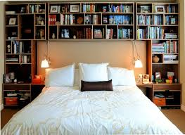 Headboard Wall Unit Bedroom Bedroom Bookshelves Pinterest Bookcase Headboard Wall