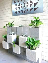 Decorative Concrete Blocks For Walls Love The Block Wall