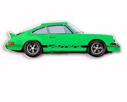 porsche 911 poster porsche 911 carrera 2 7 rs silhouette print u2022 simply petrol