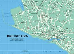 Caribbean Maps by Caribbean On Line Barbados Maps Bridgetown