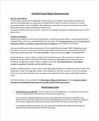 report template sle payroll report template 8 free documents in