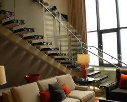Glass Handrails For Stairs Crl Arch Frameless Glass Railing Systems Glass Railings