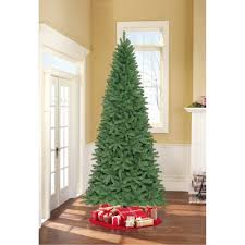 9 foot christmas tree time unlit 9 fremont fir artificial christmas tree