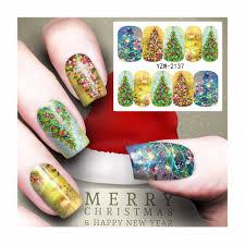 popular nails christmas designs buy cheap nails christmas designs